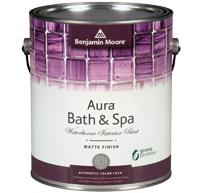Aura Bath & Spa Paint