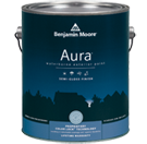 Aura Semi-Gloss Paint
