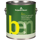 ben Semi-Gloss Paint