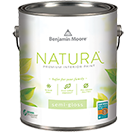 Natura Semi-Gloss Paint